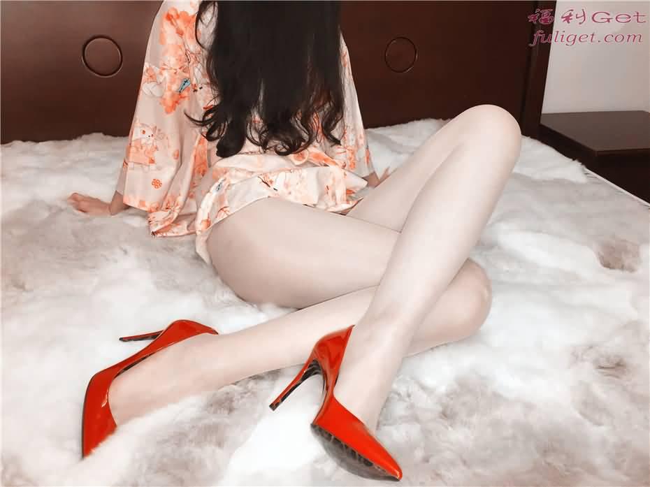 羞欲娘娘油亮肉丝+红色高跟 第二期 [44P]