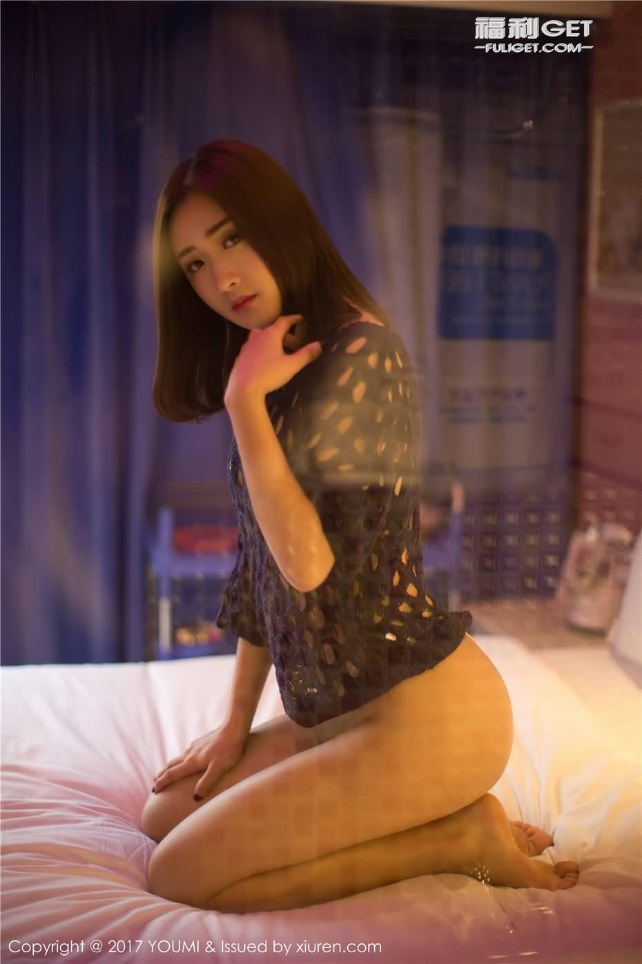 fuliget.com 2017 04 18 14 51 33 272 - [YouMi尤蜜荟]Vol.020 周琰琳LIN 2017-02-28 [55+1P/242M]