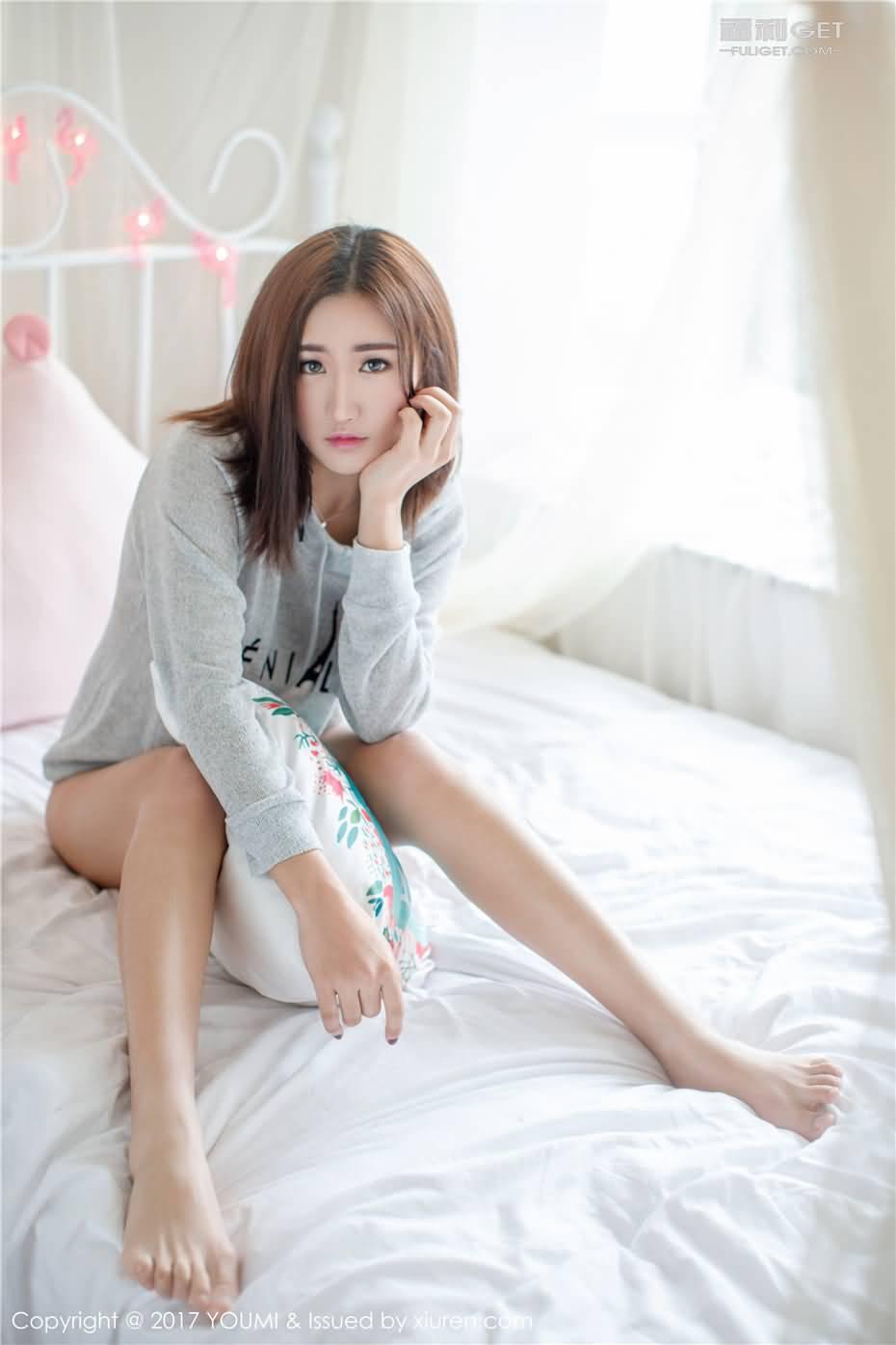 fuliget.com 2017 05 02 20 48 38 546 - [YouMi尤蜜荟] Vol.026 周琰琳LIN 2017.03.22 [49P/122MB]