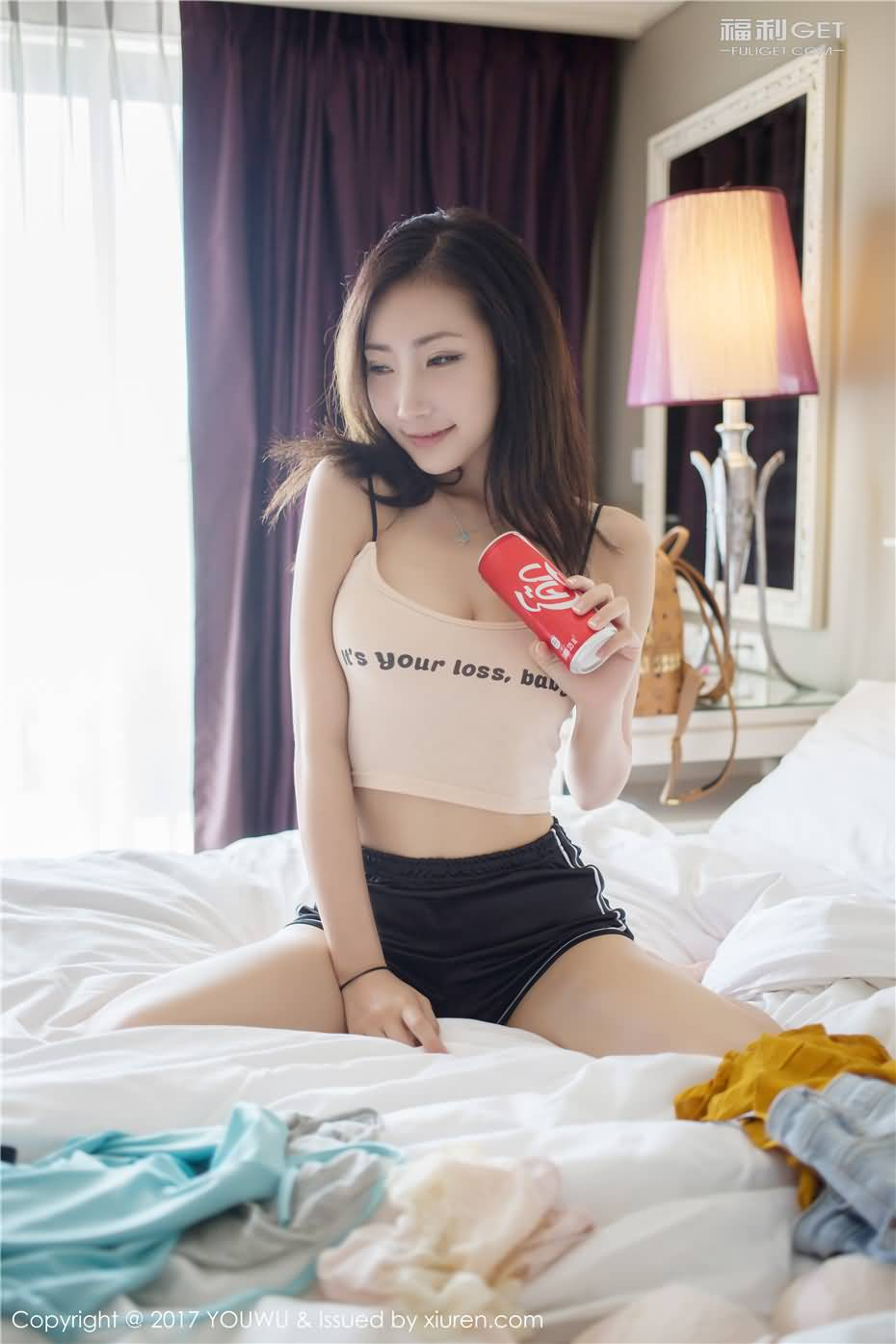 fuliget.com 2017 05 02 20 50 11 431 - [YouMi尤蜜荟] 2017-03-23 Vol.027 Yumi-尤美 [40P]