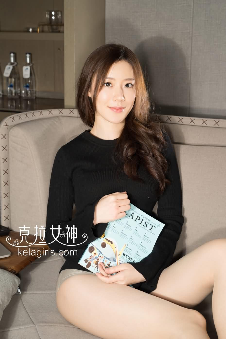 [Kelagirls克拉女神] 只爱陌生人 江琴 2017.08.15 [31P-536MB]