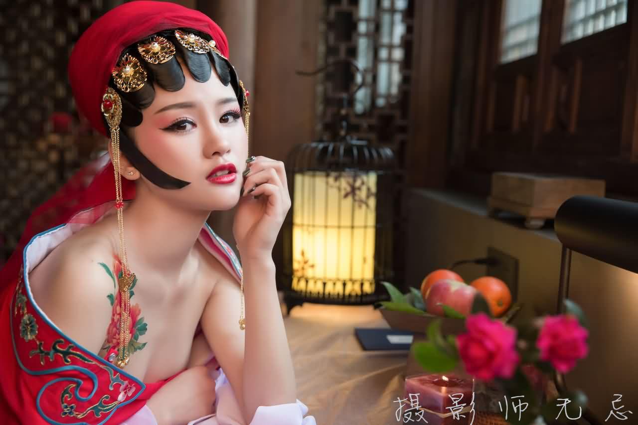 无忌影社 古装 春节特辑 海棠春 [68P/833M]