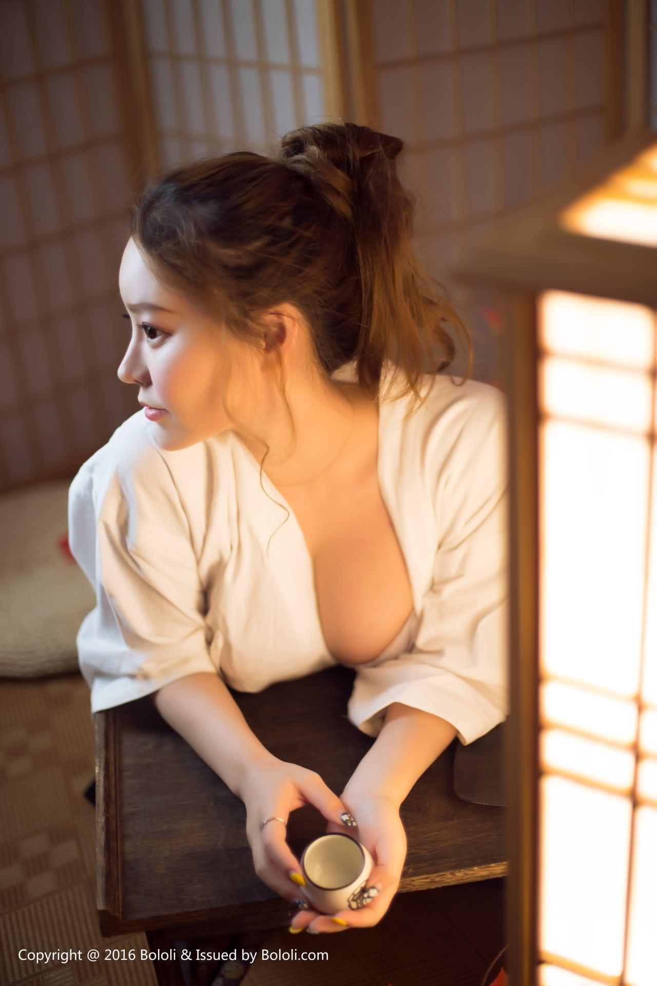 [BoLoLi波萝社] BOL.135 剣道の女 柳侑绮 2018.02.13 [25+1P-135M]